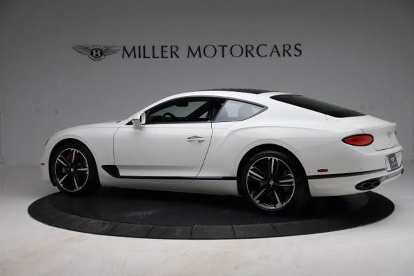 New 2021 Bentley Continental GT V8 for sale Call for price at Rolls-Royce Motor Cars Greenwich in Greenwich CT 06830 4