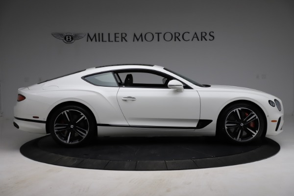 New 2021 Bentley Continental GT V8 for sale Call for price at Rolls-Royce Motor Cars Greenwich in Greenwich CT 06830 9