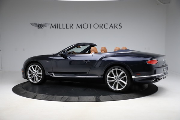 New 2021 Bentley Continental GT V8 for sale $277,690 at Rolls-Royce Motor Cars Greenwich in Greenwich CT 06830 4