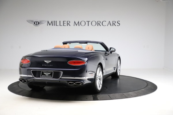 New 2021 Bentley Continental GT V8 for sale $277,690 at Rolls-Royce Motor Cars Greenwich in Greenwich CT 06830 7