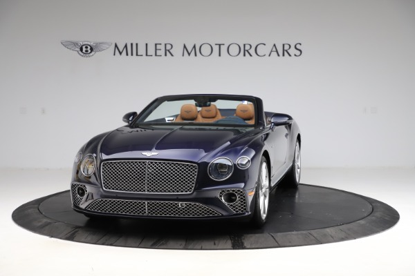 New 2021 Bentley Continental GT V8 for sale $277,690 at Rolls-Royce Motor Cars Greenwich in Greenwich CT 06830 1