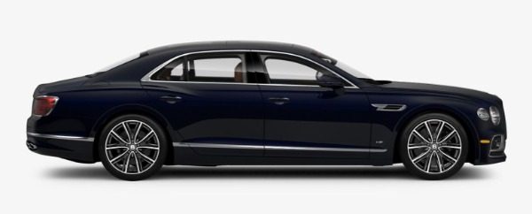 New 2021 Bentley Flying Spur V8 for sale $228,655 at Rolls-Royce Motor Cars Greenwich in Greenwich CT 06830 2
