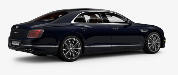 New 2021 Bentley Flying Spur V8 for sale $228,655 at Rolls-Royce Motor Cars Greenwich in Greenwich CT 06830 3