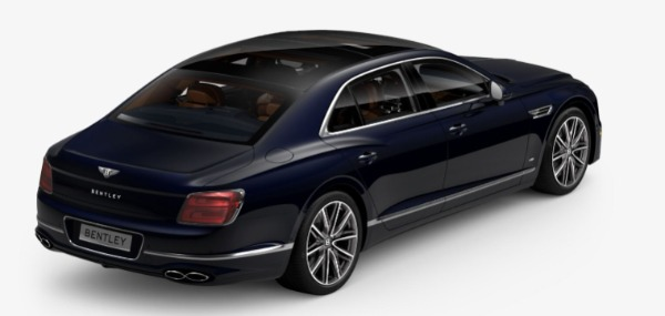 New 2021 Bentley Flying Spur V8 for sale $228,655 at Rolls-Royce Motor Cars Greenwich in Greenwich CT 06830 4