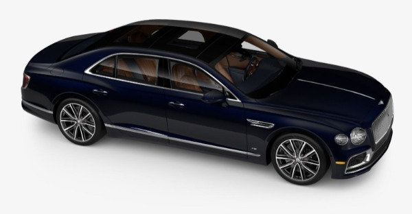 New 2021 Bentley Flying Spur V8 for sale $228,655 at Rolls-Royce Motor Cars Greenwich in Greenwich CT 06830 5