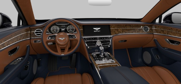New 2021 Bentley Flying Spur V8 for sale $228,655 at Rolls-Royce Motor Cars Greenwich in Greenwich CT 06830 6