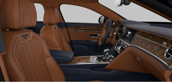 New 2021 Bentley Flying Spur V8 for sale $228,655 at Rolls-Royce Motor Cars Greenwich in Greenwich CT 06830 7