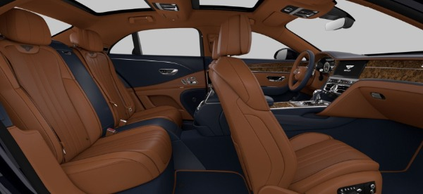 New 2021 Bentley Flying Spur V8 for sale $228,655 at Rolls-Royce Motor Cars Greenwich in Greenwich CT 06830 9
