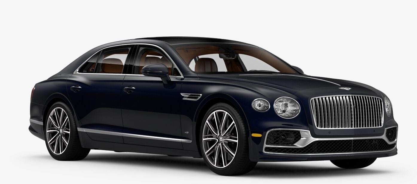 New 2021 Bentley Flying Spur V8 for sale $228,655 at Rolls-Royce Motor Cars Greenwich in Greenwich CT 06830 1