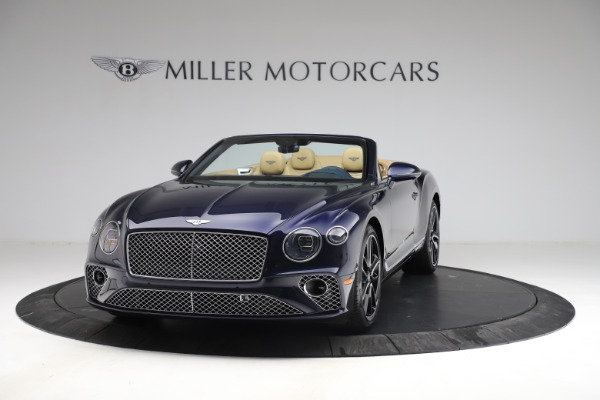 New 2021 Bentley Continental GT W12 for sale $293,310 at Rolls-Royce Motor Cars Greenwich in Greenwich CT 06830 2