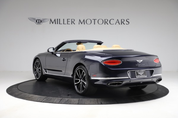 New 2021 Bentley Continental GT W12 for sale $293,310 at Rolls-Royce Motor Cars Greenwich in Greenwich CT 06830 5