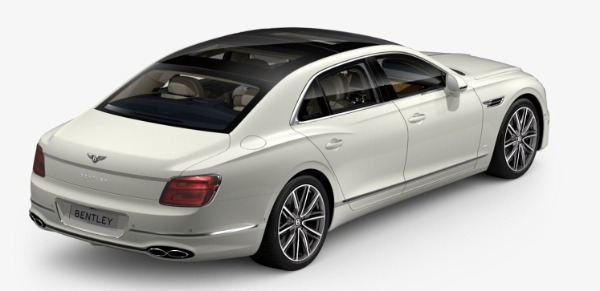New 2021 Bentley Flying Spur V8 for sale $230,420 at Rolls-Royce Motor Cars Greenwich in Greenwich CT 06830 3