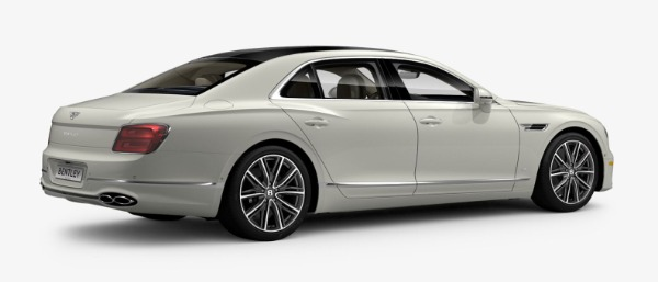 New 2021 Bentley Flying Spur V8 for sale $230,420 at Rolls-Royce Motor Cars Greenwich in Greenwich CT 06830 4