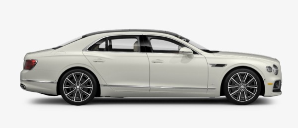 New 2021 Bentley Flying Spur V8 for sale $230,420 at Rolls-Royce Motor Cars Greenwich in Greenwich CT 06830 5