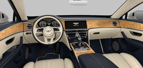 New 2021 Bentley Flying Spur V8 for sale $230,420 at Rolls-Royce Motor Cars Greenwich in Greenwich CT 06830 6