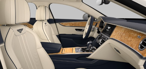 New 2021 Bentley Flying Spur V8 for sale $230,420 at Rolls-Royce Motor Cars Greenwich in Greenwich CT 06830 7