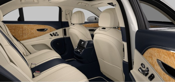 New 2021 Bentley Flying Spur V8 for sale $230,420 at Rolls-Royce Motor Cars Greenwich in Greenwich CT 06830 8