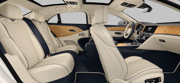 New 2021 Bentley Flying Spur V8 for sale $230,420 at Rolls-Royce Motor Cars Greenwich in Greenwich CT 06830 9