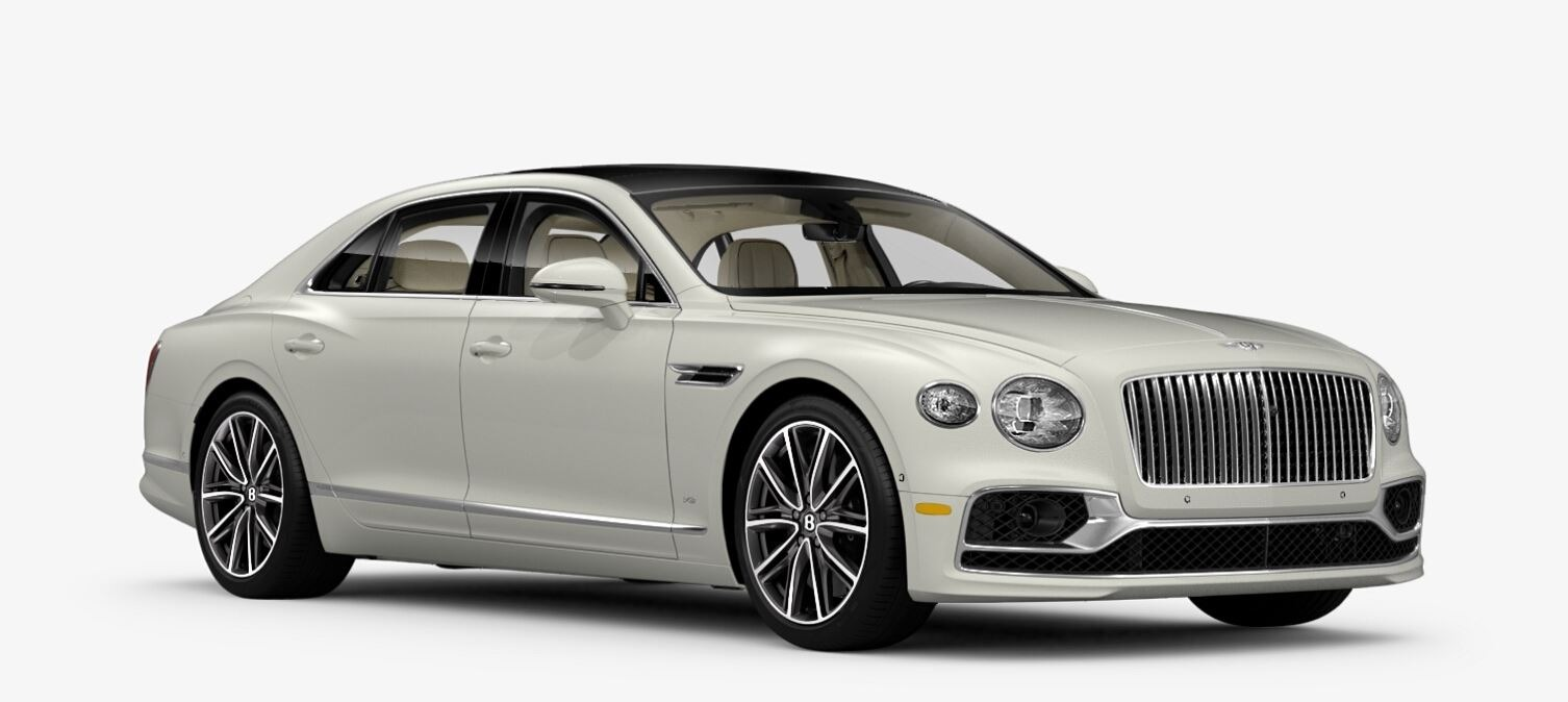 New 2021 Bentley Flying Spur V8 for sale $230,420 at Rolls-Royce Motor Cars Greenwich in Greenwich CT 06830 1