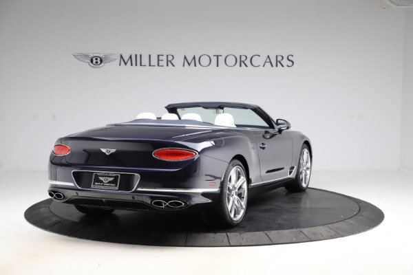 New 2021 Bentley Continental GT V8 for sale $276,830 at Rolls-Royce Motor Cars Greenwich in Greenwich CT 06830 7
