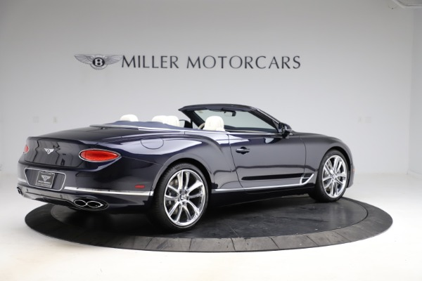New 2021 Bentley Continental GT V8 for sale $276,830 at Rolls-Royce Motor Cars Greenwich in Greenwich CT 06830 8