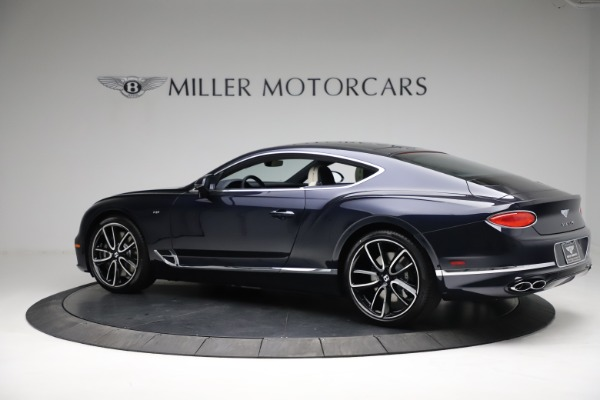 New 2021 Bentley Continental GT V8 for sale $260,310 at Rolls-Royce Motor Cars Greenwich in Greenwich CT 06830 3