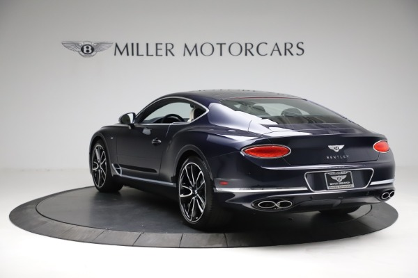 New 2021 Bentley Continental GT V8 for sale $260,310 at Rolls-Royce Motor Cars Greenwich in Greenwich CT 06830 4