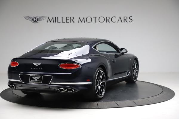 New 2021 Bentley Continental GT V8 for sale Call for price at Rolls-Royce Motor Cars Greenwich in Greenwich CT 06830 6