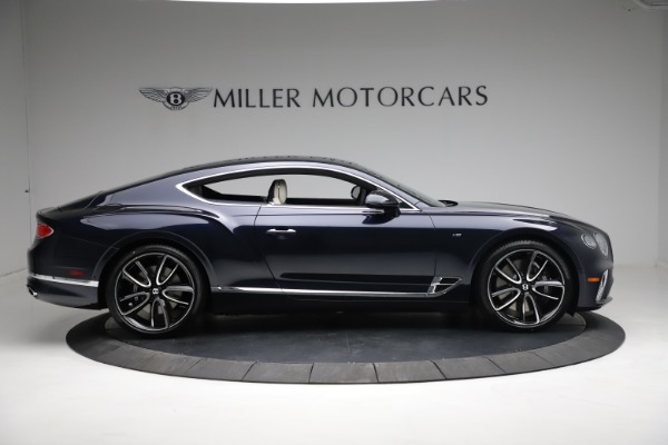 New 2021 Bentley Continental GT V8 for sale $260,310 at Rolls-Royce Motor Cars Greenwich in Greenwich CT 06830 8