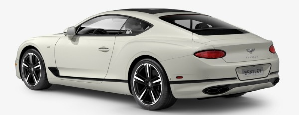 New 2021 Bentley Continental GT V8 for sale $254,095 at Rolls-Royce Motor Cars Greenwich in Greenwich CT 06830 3