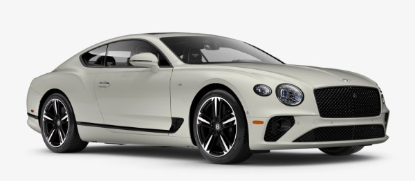 New 2021 Bentley Continental GT V8 for sale $254,095 at Rolls-Royce Motor Cars Greenwich in Greenwich CT 06830 1