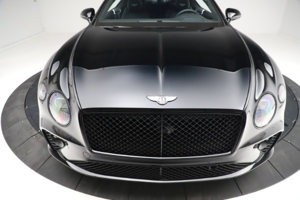 New 2021 Bentley Continental GT V8 for sale Call for price at Rolls-Royce Motor Cars Greenwich in Greenwich CT 06830 13
