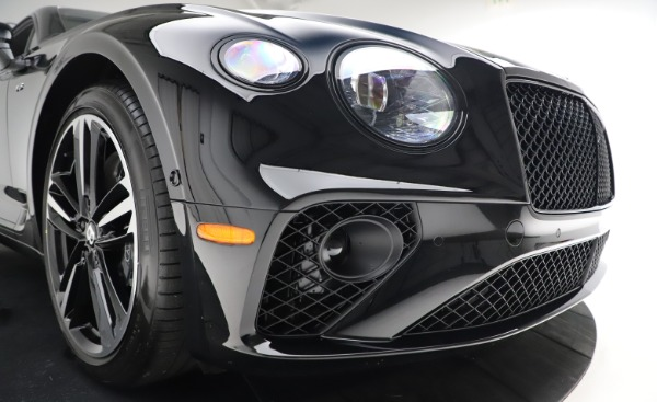 New 2021 Bentley Continental GT V8 for sale Call for price at Rolls-Royce Motor Cars Greenwich in Greenwich CT 06830 17