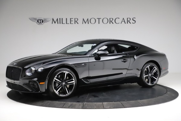New 2021 Bentley Continental GT V8 for sale $254,095 at Rolls-Royce Motor Cars Greenwich in Greenwich CT 06830 2
