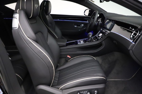New 2021 Bentley Continental GT V8 for sale Call for price at Rolls-Royce Motor Cars Greenwich in Greenwich CT 06830 27