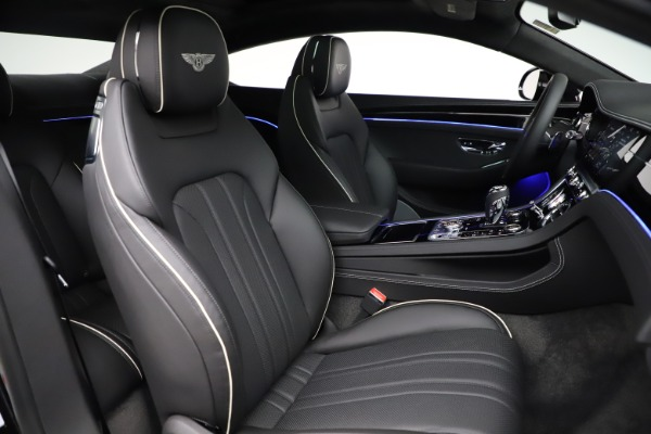 New 2021 Bentley Continental GT V8 for sale Call for price at Rolls-Royce Motor Cars Greenwich in Greenwich CT 06830 28