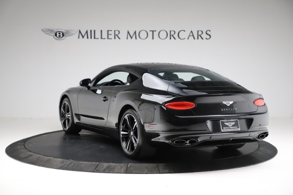 New 2021 Bentley Continental GT V8 for sale $254,095 at Rolls-Royce Motor Cars Greenwich in Greenwich CT 06830 5