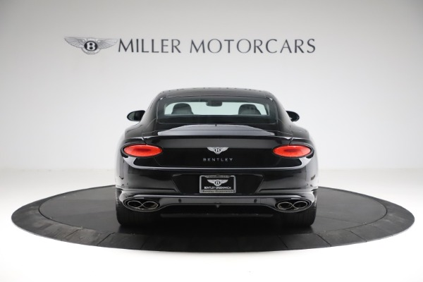 New 2021 Bentley Continental GT V8 for sale $254,095 at Rolls-Royce Motor Cars Greenwich in Greenwich CT 06830 6
