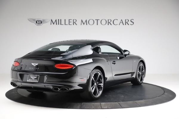 New 2021 Bentley Continental GT V8 for sale $254,095 at Rolls-Royce Motor Cars Greenwich in Greenwich CT 06830 7