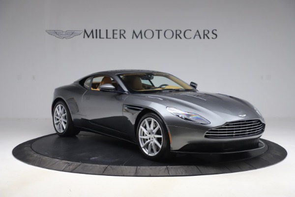 Used 2017 Aston Martin DB11 V12 Coupe for sale $149,900 at Rolls-Royce Motor Cars Greenwich in Greenwich CT 06830 10