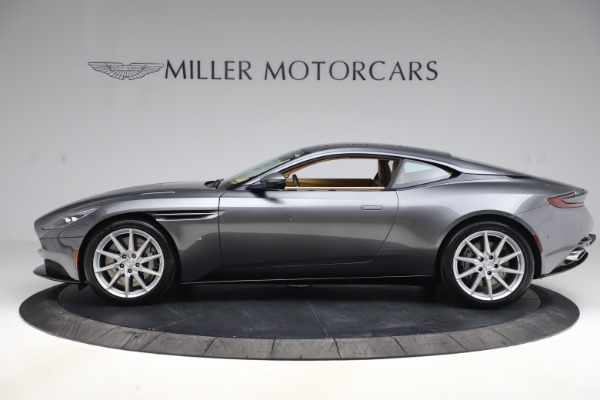 Used 2017 Aston Martin DB11 V12 Coupe for sale $149,900 at Rolls-Royce Motor Cars Greenwich in Greenwich CT 06830 2