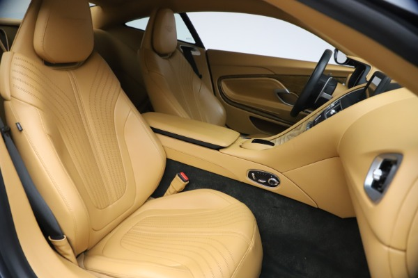 Used 2017 Aston Martin DB11 V12 Coupe for sale $149,900 at Rolls-Royce Motor Cars Greenwich in Greenwich CT 06830 21