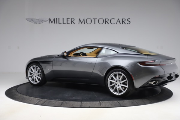 Used 2017 Aston Martin DB11 V12 Coupe for sale $149,900 at Rolls-Royce Motor Cars Greenwich in Greenwich CT 06830 3