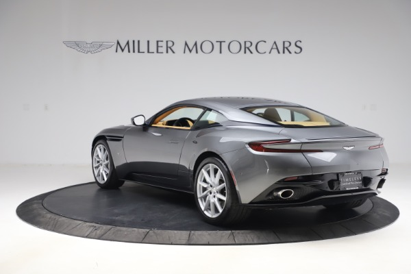 Used 2017 Aston Martin DB11 V12 Coupe for sale $149,900 at Rolls-Royce Motor Cars Greenwich in Greenwich CT 06830 4