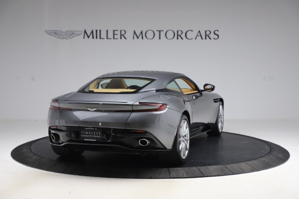 Used 2017 Aston Martin DB11 V12 Coupe for sale $149,900 at Rolls-Royce Motor Cars Greenwich in Greenwich CT 06830 6