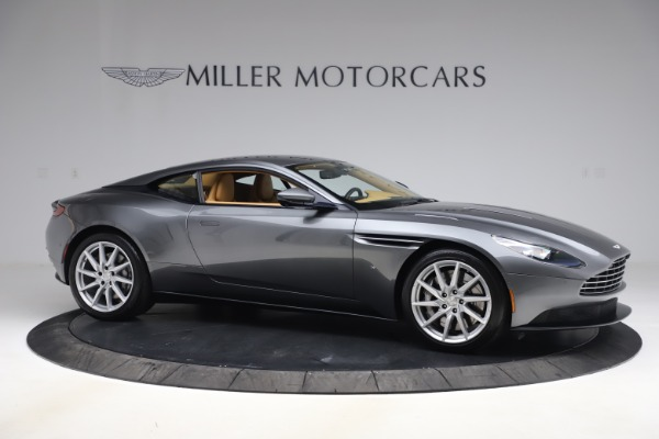 Used 2017 Aston Martin DB11 V12 Coupe for sale $149,900 at Rolls-Royce Motor Cars Greenwich in Greenwich CT 06830 9
