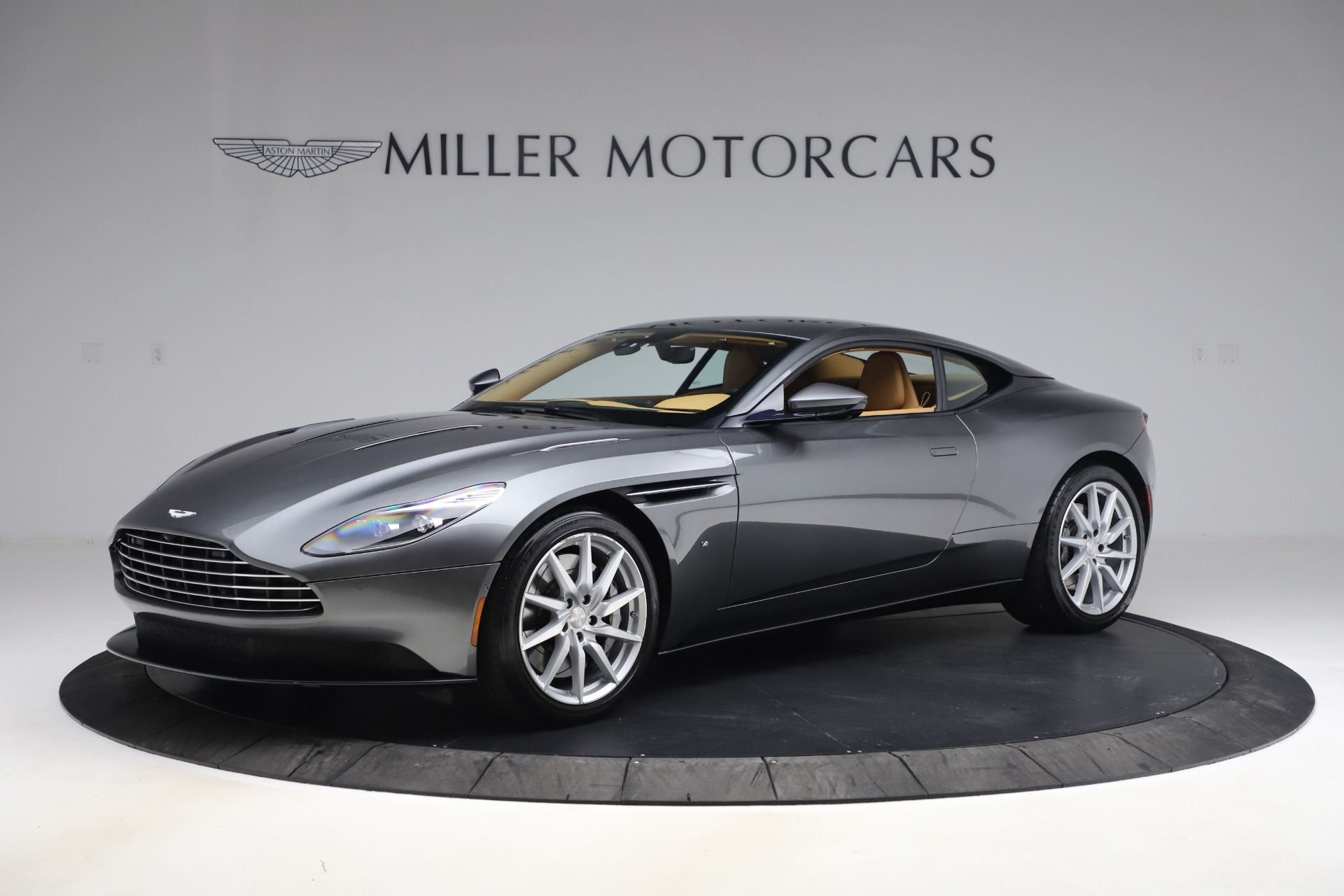 Used 2017 Aston Martin DB11 V12 Coupe for sale $149,900 at Rolls-Royce Motor Cars Greenwich in Greenwich CT 06830 1
