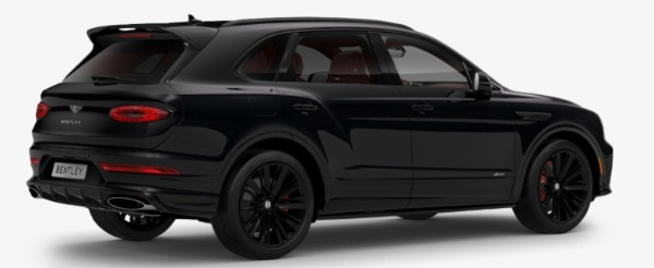 New 2021 Bentley Bentayga Speed Edition for sale $284,335 at Rolls-Royce Motor Cars Greenwich in Greenwich CT 06830 3