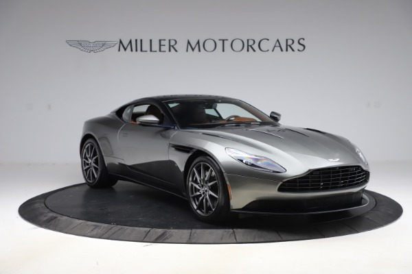 Used 2017 Aston Martin DB11 V12 Coupe for sale $134,900 at Rolls-Royce Motor Cars Greenwich in Greenwich CT 06830 10