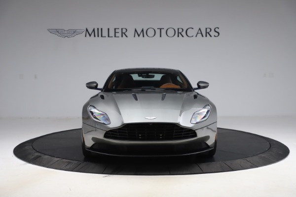 Used 2017 Aston Martin DB11 V12 Coupe for sale $134,900 at Rolls-Royce Motor Cars Greenwich in Greenwich CT 06830 11